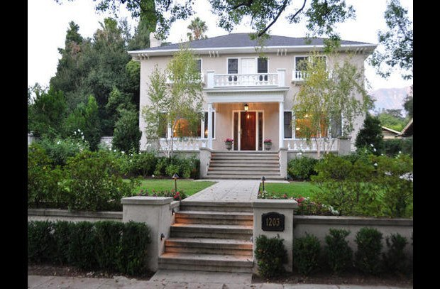 Grand Pasadena Home!